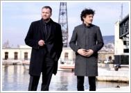 """Thomas Stipsitz & Manuel Rubey mit ihrem Programm """"Triest"""""""