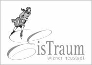 Eislaufen am Hauptplatz von Wiener Neustadt